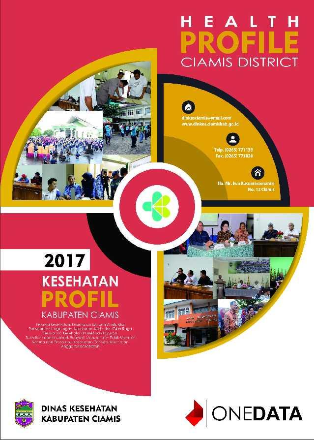 Profil Kesehatan Kabupaten Ciamis Tahun 2017